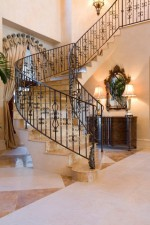 Travertine Stairs