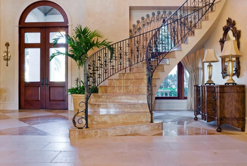 Limestone Travertine Stairs