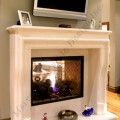 French Provincial Mantel