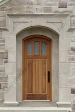 Indiana Limestone Door Surround
