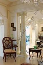 IONIC Italian Marble Columns