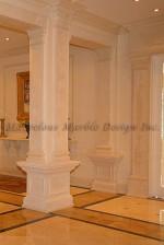 Limestone Pilaster