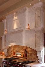ANTONELLA – Stone Hoods In High Ceiling