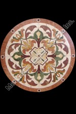 marble medallion designs