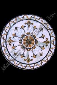 marble floor insert