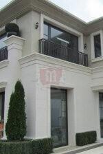 Exterior Facade in Cream Limestone