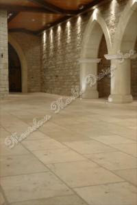 French Limestone Floor Tiles