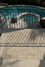 French Limestone tiles for Exterior Flooring