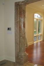 italian Marble doric Columns