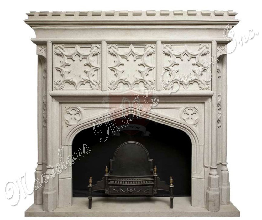 antique marble fireplace mantels. G12625 French style Mantels Fireplace design in limestone or marble by marvelous