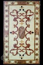 Marble Flooring Medallions