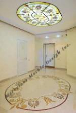 FLORENTINE Custom Marble Flooring Designs