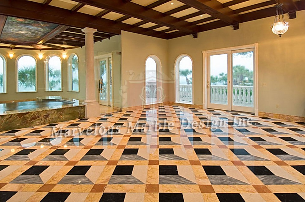 Madison Of Flooring Designs : Marble flooring designs d