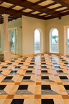 MADISON Custom 3D Water jet Marble flooring designs