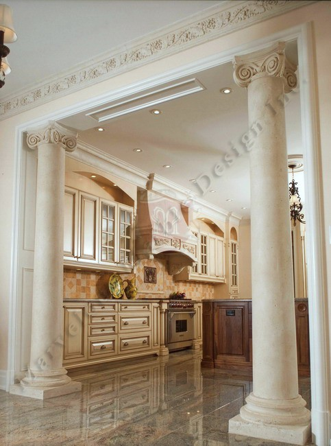 Faux Stone Panels Interiors
