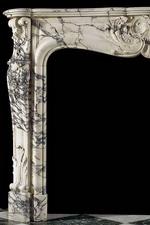 Antique 305  Marble Mantels Design