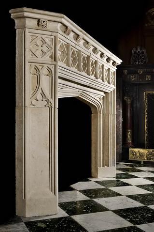 Limestone Fireplace Mantels Marvelous Marble