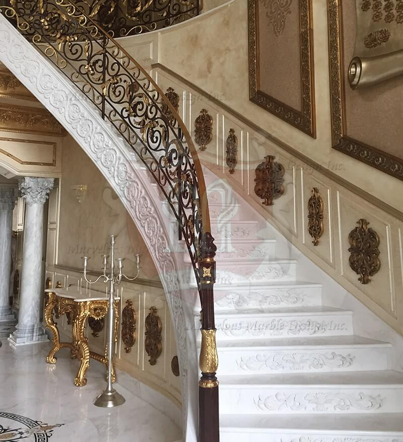 G31643 Marble Stairs