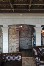Custom Design Limestone Columns