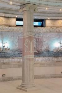 Italian Limestone Columns